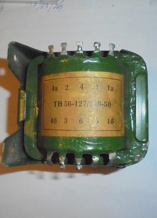 трансформатор ТН 56-127/220-50