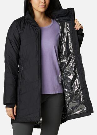 Утепленное пальто columbia s-xl из сша