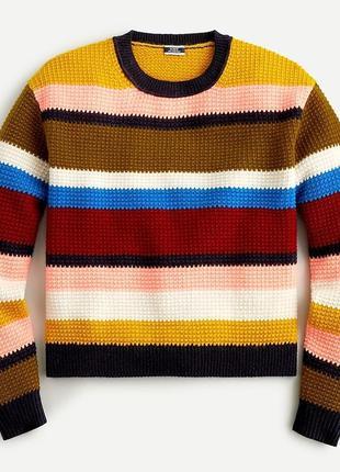 Кашемировый свитер j. crew