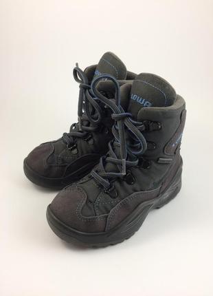Зимние термо ботинки lowa
