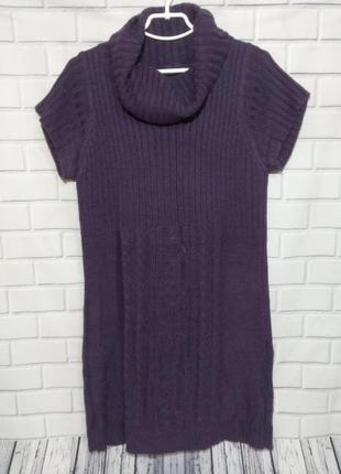 Вязаное платье с коротким рукавом  esmara
