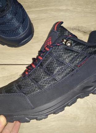 Термо кроссовки ботинки мужские columbia waterproof деми осень