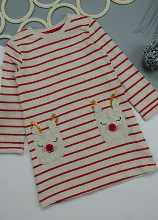 Платье на 3-4 лет