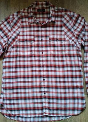 Мужская рубашка Replay размер XXL