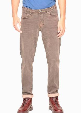 Классические, прямые джинсы armani jeans /арт.02