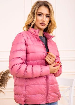 Куртка женская тонкая пуховая