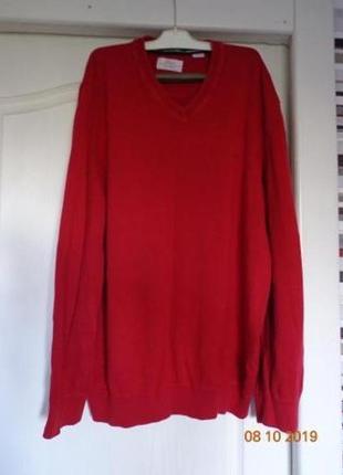 Мужской коттоновый свитер s.oliver