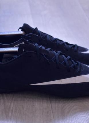Nike cr7 мужские футбольные кроссовки сороконожки оригинал футбол