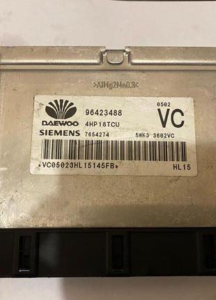 ЭБУ блок управления АКПП автоматом Siemens 96423488 VC б/у