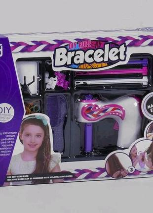 Детский набор парикмахера, плетение косичек