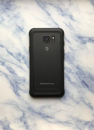 Samsung Galaxy s7 Active 32Gb SM-G891A Titanium Gray (#1798)