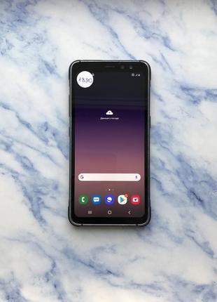 Samsung Galaxy s8 Active 64Gb SM-G892A Meteor Gray (#1830)