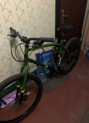 Велосипед горный pride rocksteady