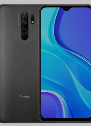 Xiaomi redmi 9 NFC 3/32 гб