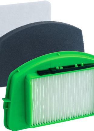 Набор фильтров  для пылесосов Rowenta, Moulinex, Tefal