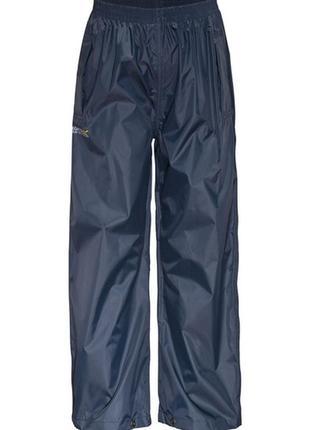Штаны брюки дождевые дождевик regatta