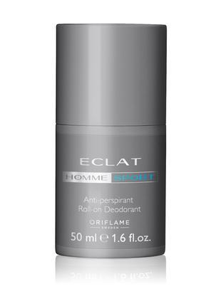 Шариковый дезодорант-антиперспирант eclat homme