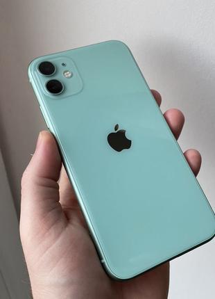 IPhone 11 64gb Green Rsim #s0016