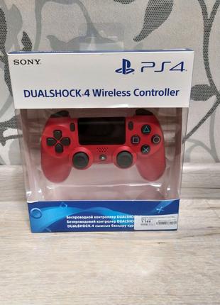 Dualshock 4 ps 4 оригинал геймпад