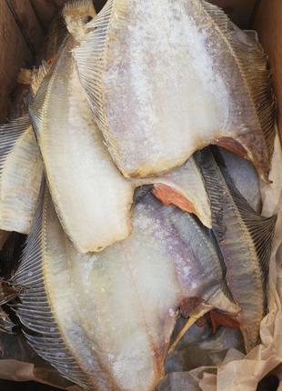 Камбала «Ёрш».Рыба.Вяленая.Холодное Копчение.Икра.