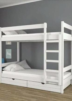 Двух ярусная кровать!