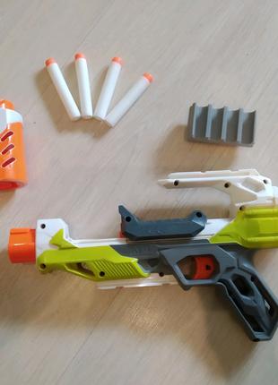 Пистолет детский игрушечный nerf modulus ionfire
