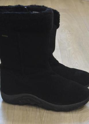 Merrell женские ботинки замша оригинал зимние