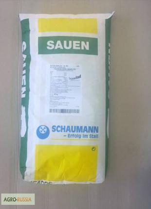 Премиксы для свиней Schaumann  Австрия