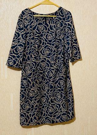 Платье на размер 48-50