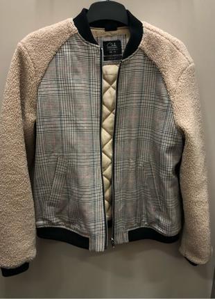 Бомбер, куртка на весну