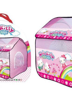 Детская игровая палатка домик Hello Kitty Хелло Китти A999-208