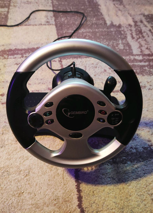 Игровой руль STR-Shockforce-m