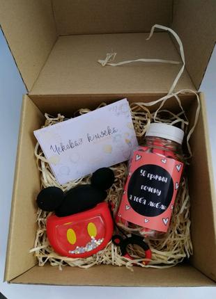 Подарочный набор бьюти бокс для девушки любимой