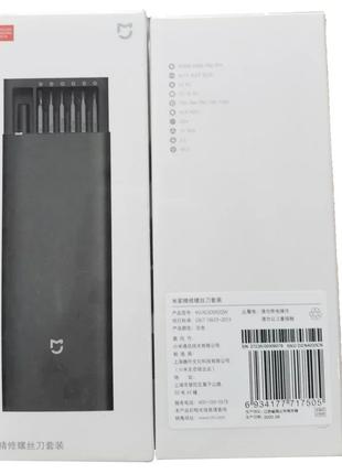Отвертка Xiaomi MiJia Wiha Precision Screwdriver + 24 насадки