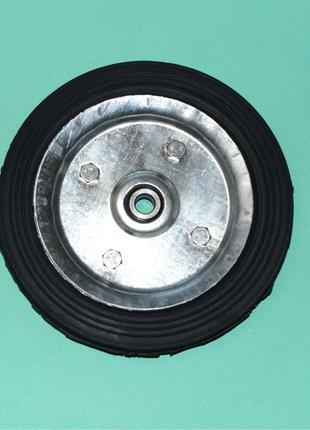 Колесо для тележки 150 мм, диаметр подшипника 10 мм