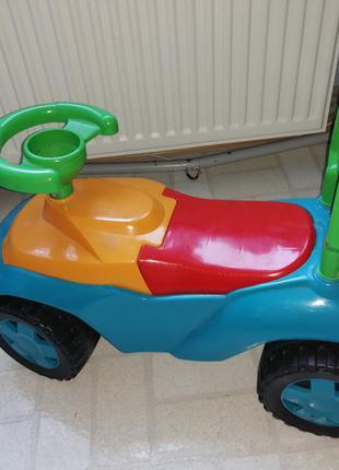 Каталка толокар Orion Toys для детей от 1 года.
