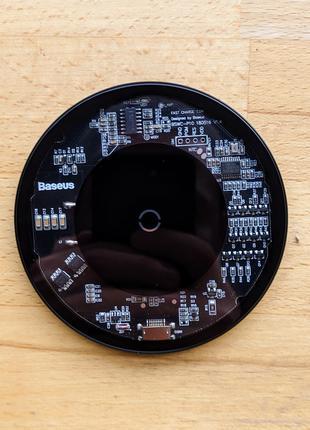 Безпровідна зарядка Baseus 10W Qi Wireless Charger