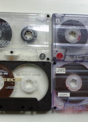 Аудио кассеты МК-90М