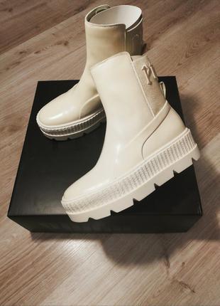Женские Ботинки/ кроссовки Puma Fenty Chelsea Sneaker Boot