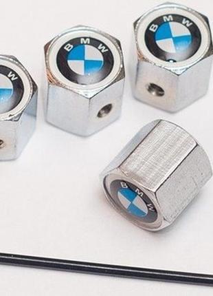 Колпачки на ниппель BMW антивандальные