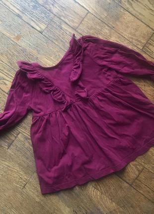 Офигенное винное платье lc waikiki