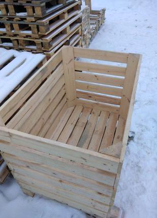 Ящик (контейнер) для овощів та фруктів