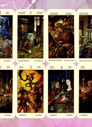 Mona Lisa Tarot (Таро Мона Люза) 2d edition Реплика