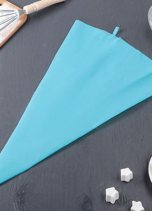 Мешок кондитерский силиконовый Pro, многоразового использования.