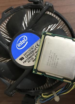 Intel Core i5 650 (4x3.2-3.46 Ghz) + Охолодження