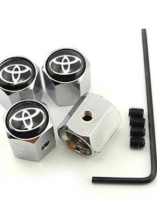 Колпачки, колпаки ниппельные, на ниппель Toyota (Тойота)
