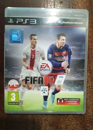 FIFA 16 playstation 3