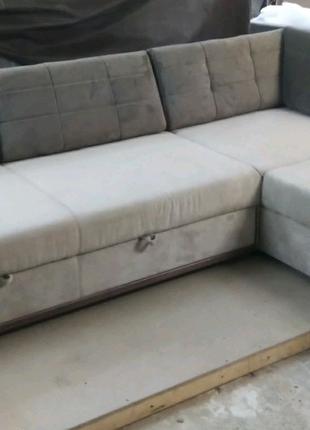 Раскладной угловой диван 3300*2100