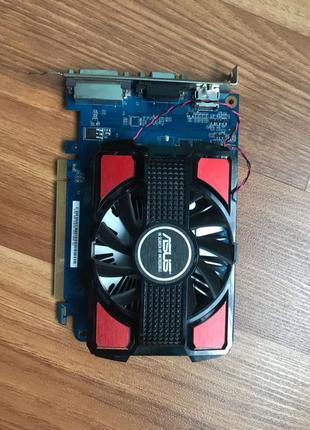 Відеокарта NVIDIA ASUS GeForce GT 730 2 gb