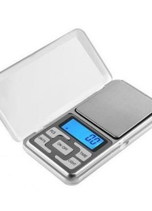 Весы электронные ювелирные высокоточные 0,1г 500г